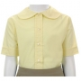 Short Sleeve Peter Pan Blouse's:  Sizes 16-20